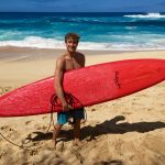 Interview: When surfing sparks entrepreneurship