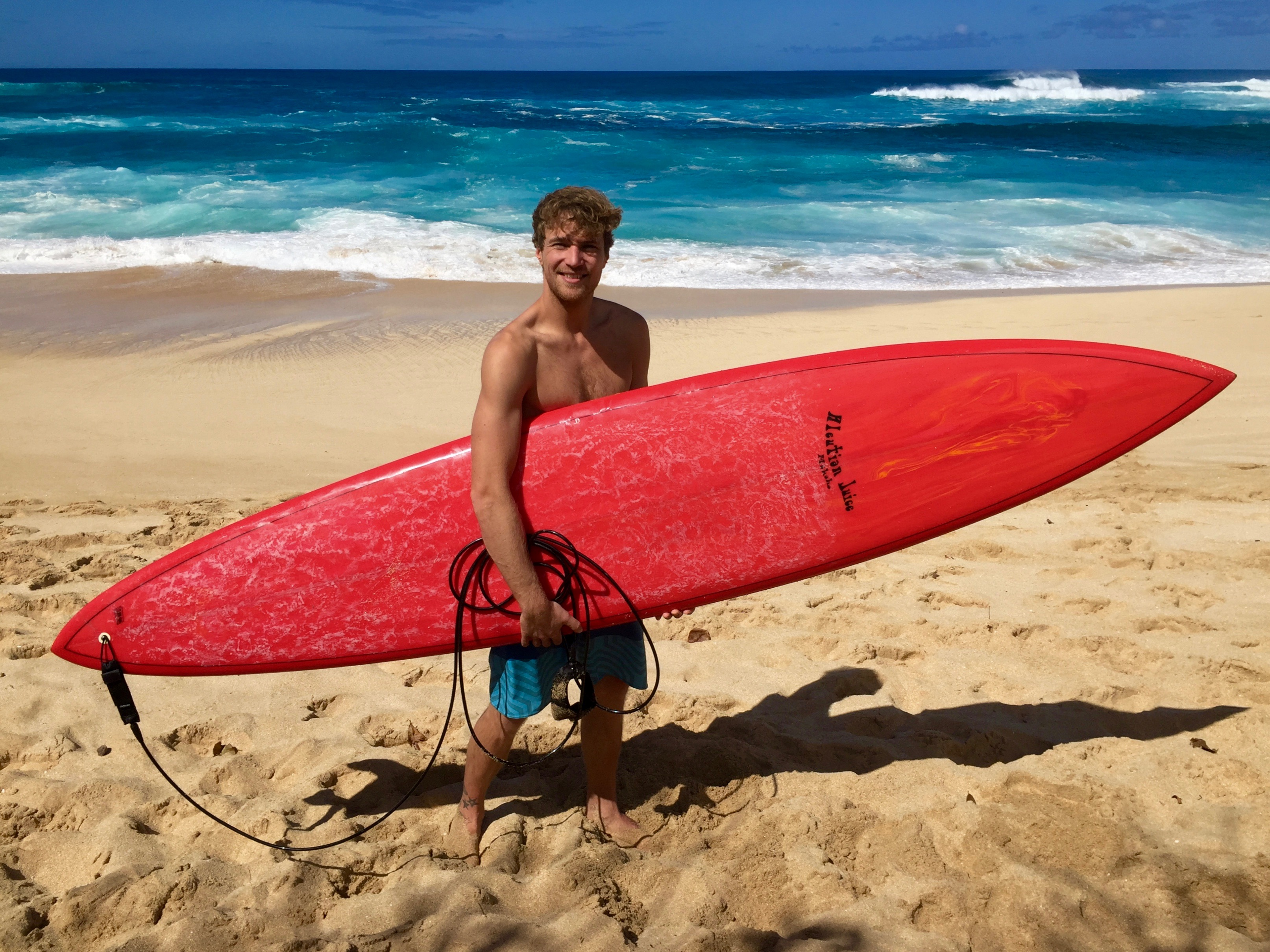 Interview: When surfing sparks entrepreneurship